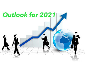 M & A Outlook for 2021
