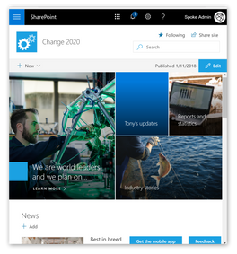 SharePoint Modern UI - less ready than you might think