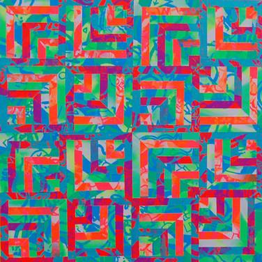 Sychronized Glitch Series #3