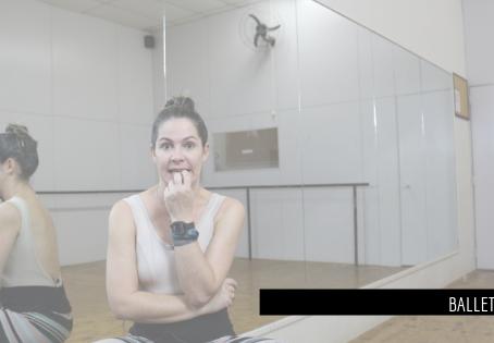 Como superar o medo de uma aula experimental de Ballet Adulto