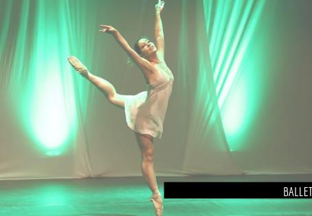 Presença Cênica no Ballet