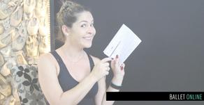 Como tirar do papel suas metas para o Ballet