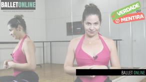 Pilates e Ballet - Verdades e Mentiras