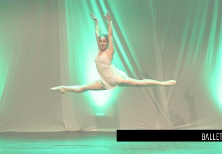 Como se preparar para apresentações de Ballet - Parte 3