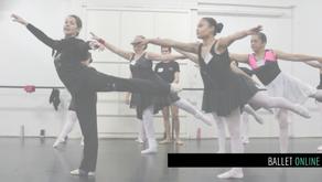 Ballet Adulto pode dar aulas