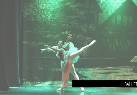 Como se preparar para apresentações de Ballet - Parte 2