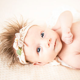 Newborn Session by Vibrant Cactus Photography