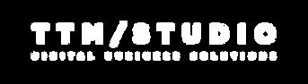 TTM STUDIO - Logo