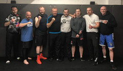 RCS Bristol Combat Training Session with Matty Evans, Coventry.