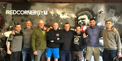 Worrier to Warrior Training with Matty Evans and Tony Somers