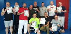 Real Combat System Instructors Training.