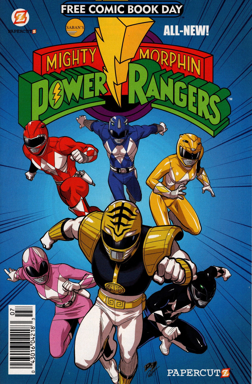 MIGHTY MORPHIN POWER RANGERS #3 Boom Comic Book NM