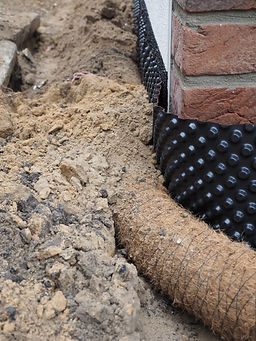 Virginia Beach Drainage Systems, Affordable Drainage Solution