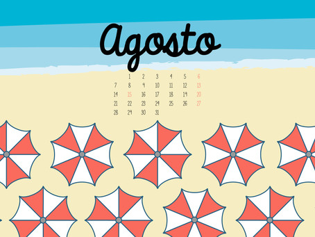 Wallpapers Agosto 2017