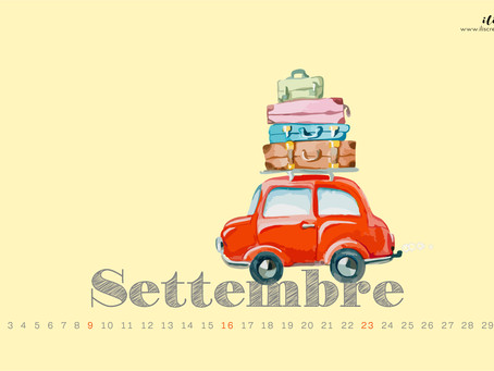 Wallpapers Settembre 2018