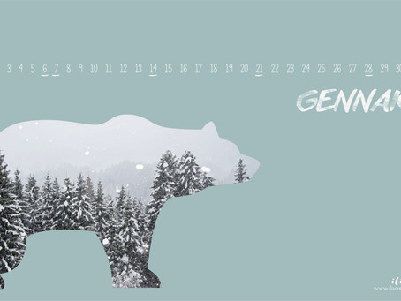 Wallpapers Gennaio 2018