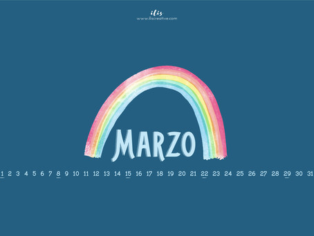 Wallpapers Marzo 2020