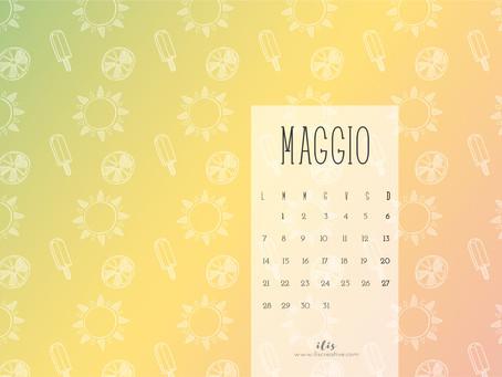 Wallpapers Maggio 2018