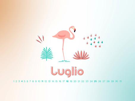 Wallpapers Luglio 2021