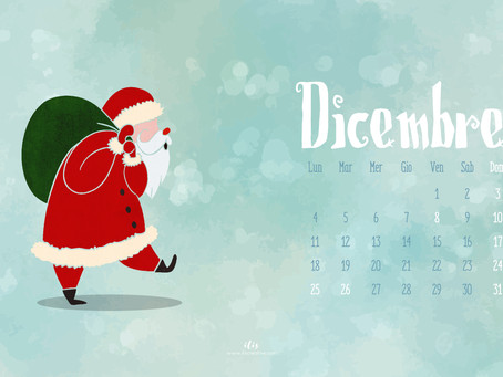 Wallpapers Dicembre 2017