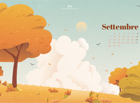 Wallpapers Settembre 2020