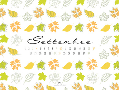 Wallpapers Settembre 2017
