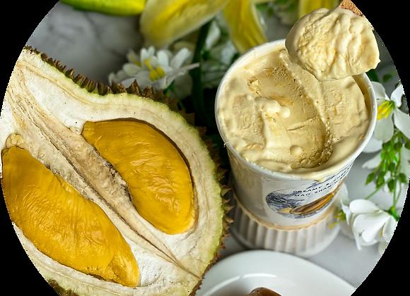 Creamy & Cheesy Mao Shan Wang Ice Cream 🧀