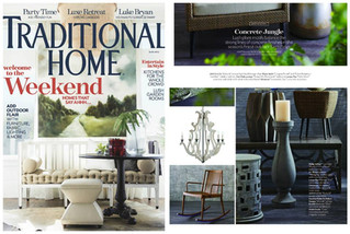 Currey & Co | Traditional Home Magazine