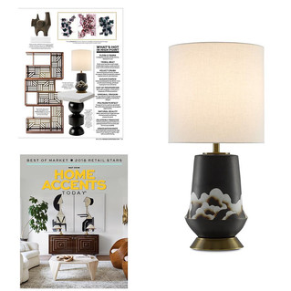 Home Accents Today | Currey & Company