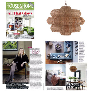 Currey & Co - House & Home Magazine