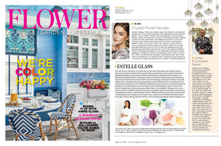 Currey&CO | Flower Magazine