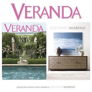 Alfonso Marina | July Veranda Magazine