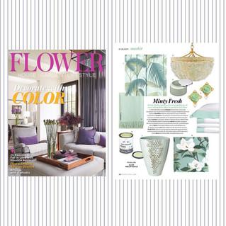 Currey & Co   Flower Magazine