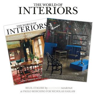 Alfonso & Marina | The World of Interiors