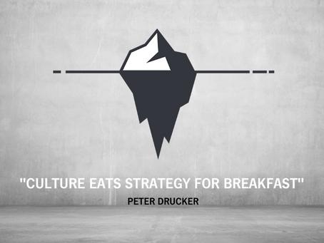Culture eats strategy for breakfast – warum Kultur im Unternehmen wichtig ist