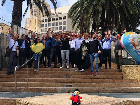 """Day one: Eintauchen in das Phänomen """"Silicon Valley"""""""