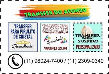 Transfer do Afonso