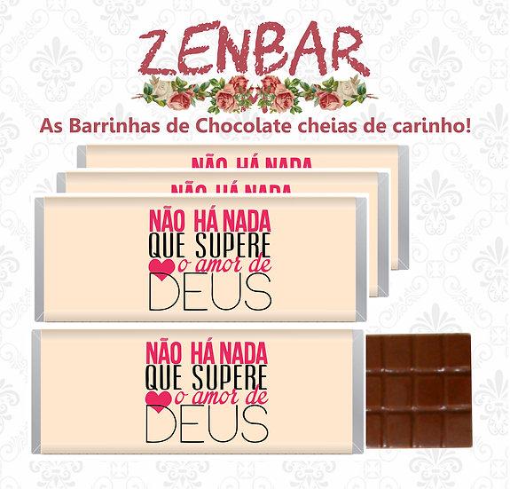 Barrinhas de Chocolate ZenBar