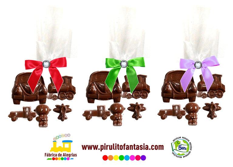 25 Saquinhos Brinquedos - a partir de R$ 4,50 unidade