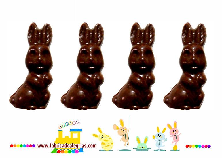 Coelhinho da Páscoa de Chocolate