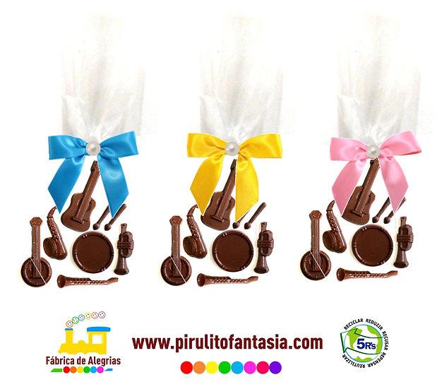 Lembrancinhas de Chocolate