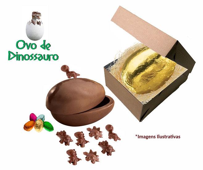 Ovo de Chocolate Dinossauros