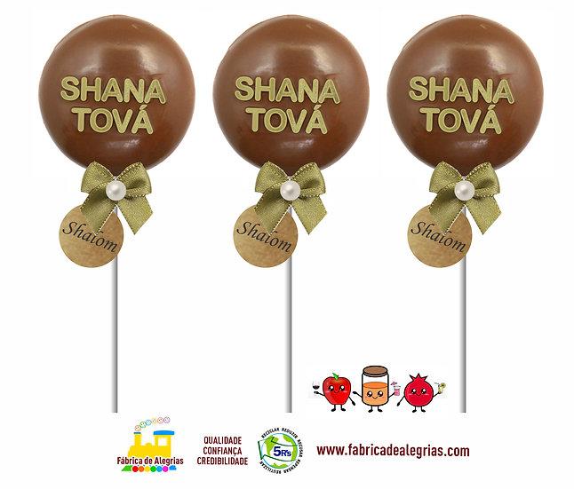 Pirulito de Chocolate Shanatová