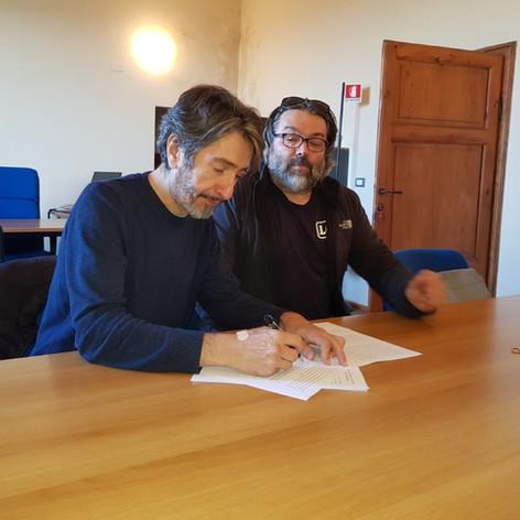 Sottoscrizione di protocollo di intesa tra la Riserva ed il GAL Trasimeno-Orvietano_2
