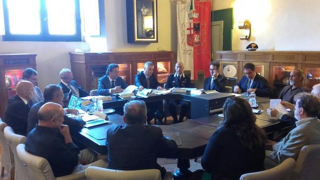 Convegno di Preparazione presso il Comune di Orvieto