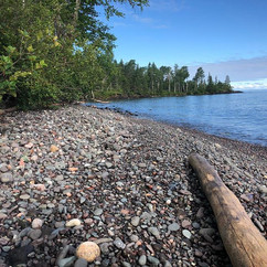 Isle Royale National Park was sweet, but