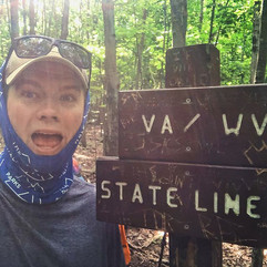 Conquered Virginia and hiked over 1,000