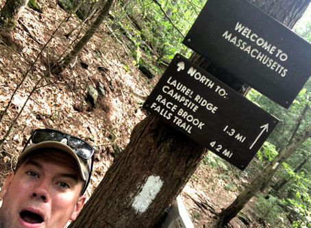 7/17/18 Day 359 AT Day 118 Riga Shelter to Great Barrington, MA