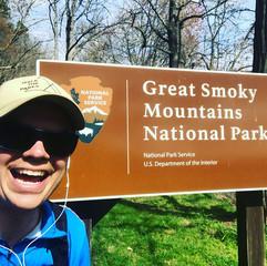 Park #14!!!!!! Finally!  Great Smoky Mou