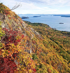 Acadia National Park is STUNNING!  Very